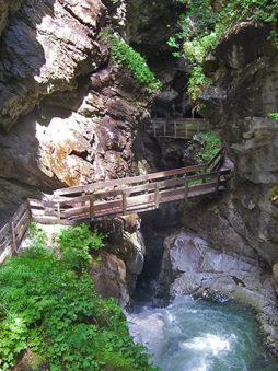 Gilfenklamm, South Tyrol, Italy