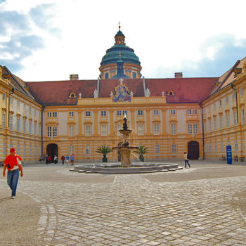 Melk Abbey, Lower Austria, Austria