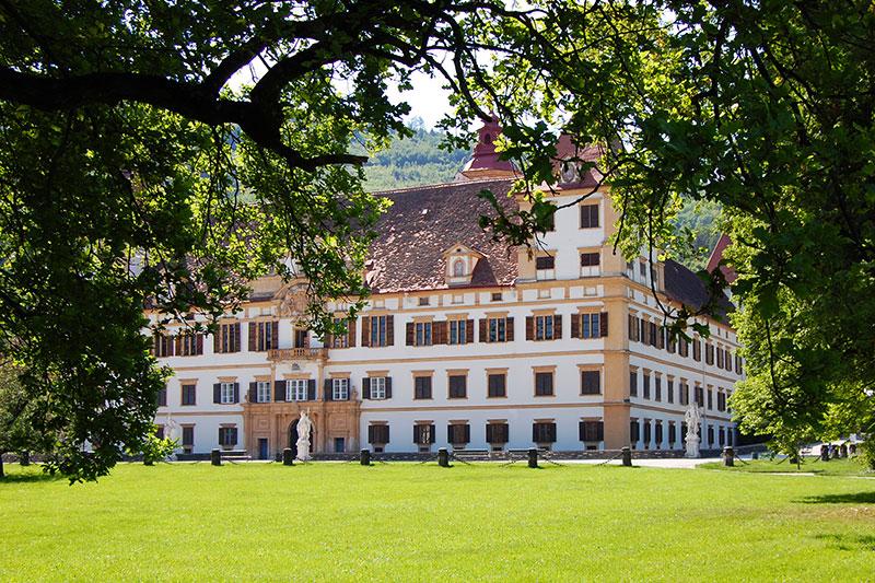 Schloss Eggenberg, Styria, Austria