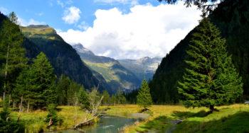 Seebachtal, Carinthia, Austria