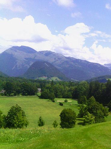 Golf Club Salzkammergut, Upper Austria, Austria
