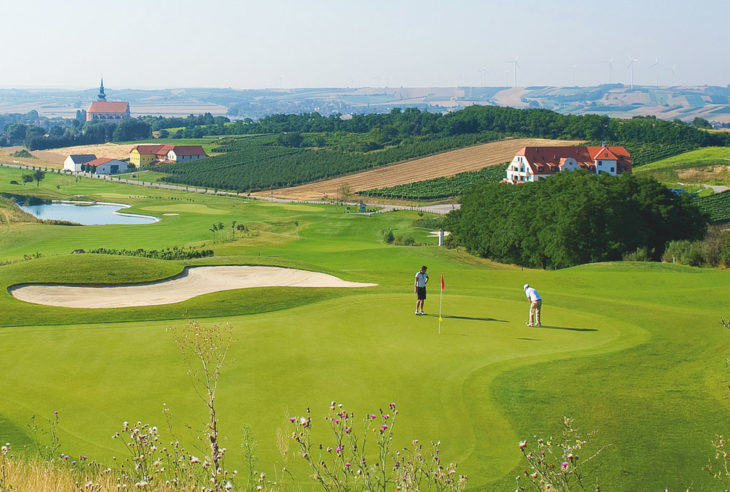 Golf in Austria