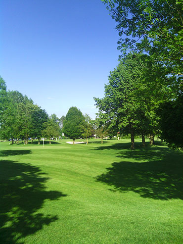 Golf Club Donau, Upper Austria, Austria