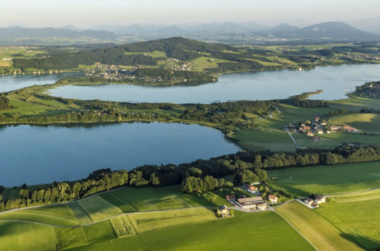 Salzburger Seenland - Salzburg lake district
