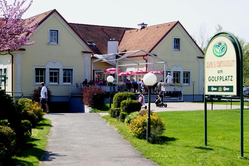 Thermengolf Loipersdorf, Burgenland, Austria
