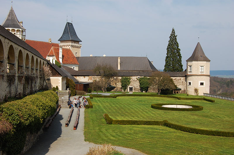 Rosenburg Castle, Lower Austria