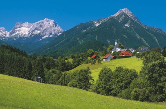 Hidden travel gems in Austria