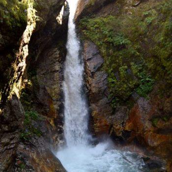 Raggaschlucht gorge, Carinthia, Austria