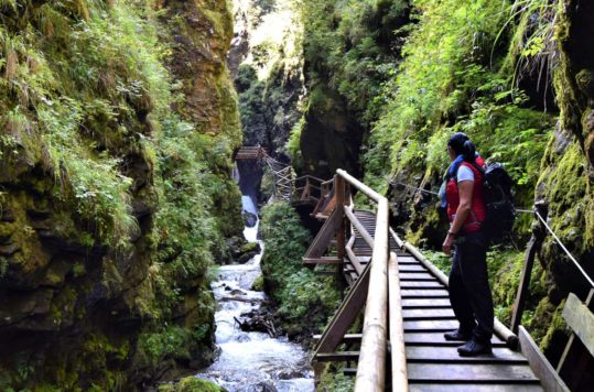 Raggaschlucht, Carinthis, coolest canyons in Austria