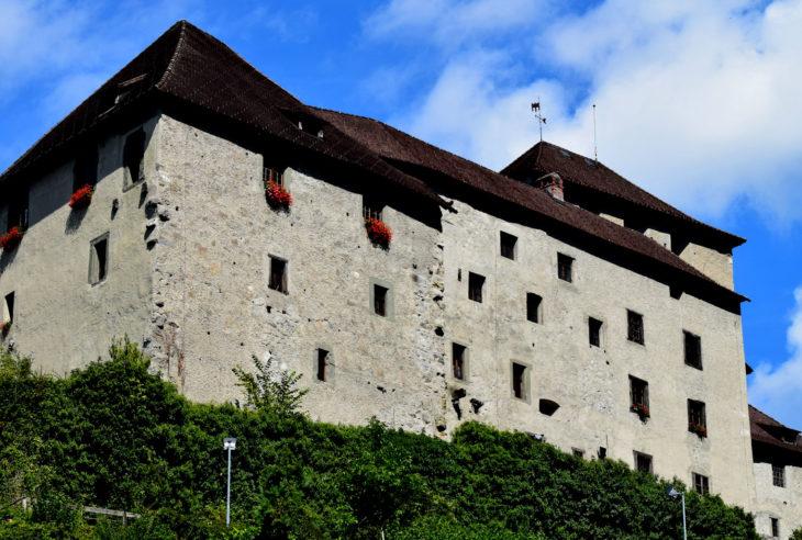 Schattenburg, Vorarlberg, Austria