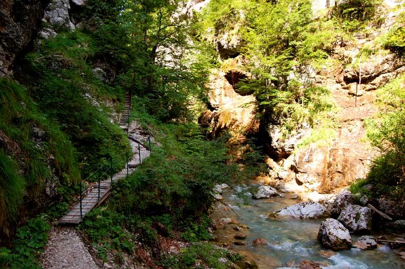 Tscheppaschlucht, Carinthia