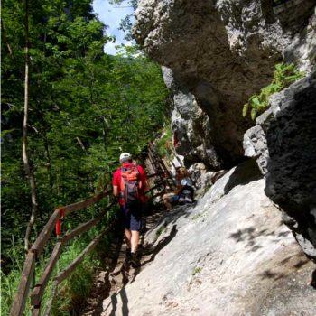 Tscheppaschlucht, Southern Carinthia, Austria