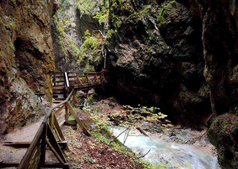 Wolfsklamm, Tyrol, Austria
