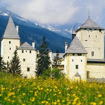Mauterndorf Castle, Salzburgerland, Austria