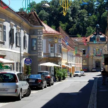 Bad Radkersburg, Styria, Austria