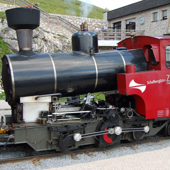 Schafbergbahn, Upper Austria