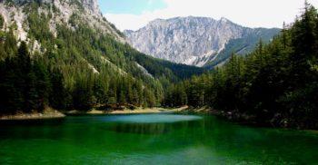 Green Lake, Styria, Austria