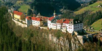 Burg Strechau, Styria, Austria