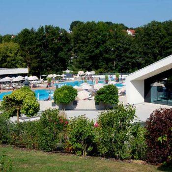 Heiltherme Spa & Hotel, Bad Waltersdorf, Styria, Austria