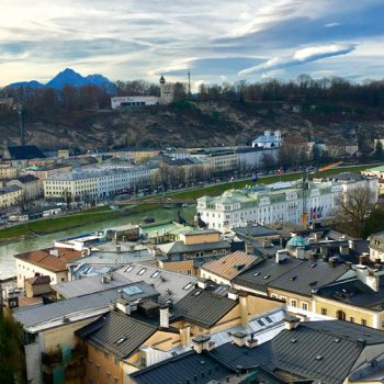 Romantic encounters in Salzburg, Austria