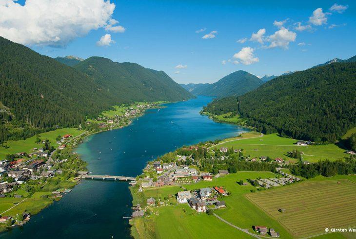Weissensee, Carinthia, Austria