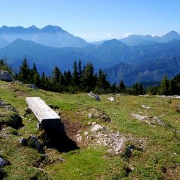 Hiking in Southern Styria, Austria