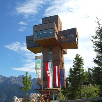 Jakobskreuz, Pillerseetal, Tyrol, Austria