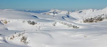 Gottesacker Plateau, Vorarlberg, Austria
