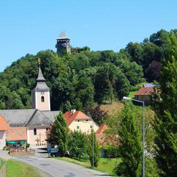 Klöch, Styria, Austria
