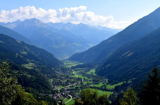 Mölltal, Carinthia, Austria