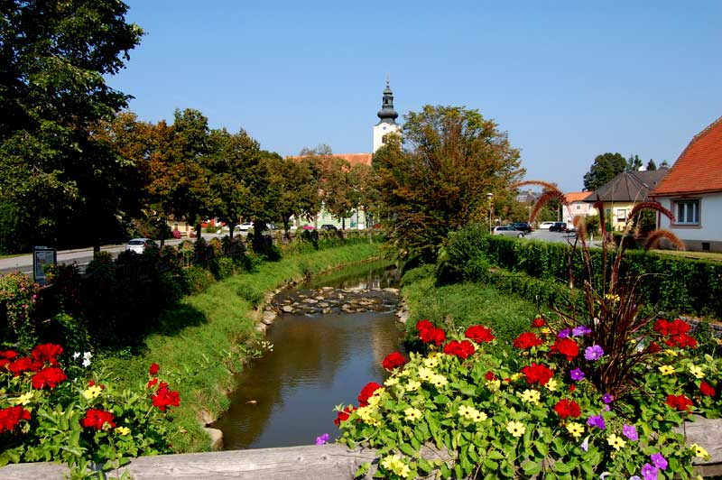 Bad Waltersdorf in Styria - Discover the prettiest villages in Austria