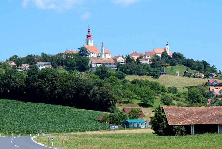Straden in Styria - Discover the prettiest villages in Austria