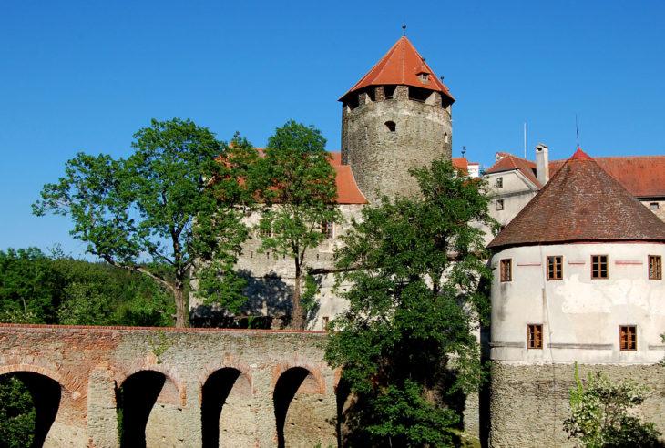 Burg Schlaining, Burgenland, Austria